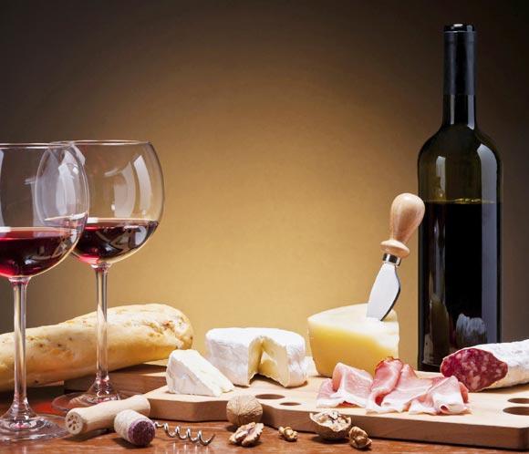 Prodotti tipici spagnoli, Prosciutto, formaggio, morcilla