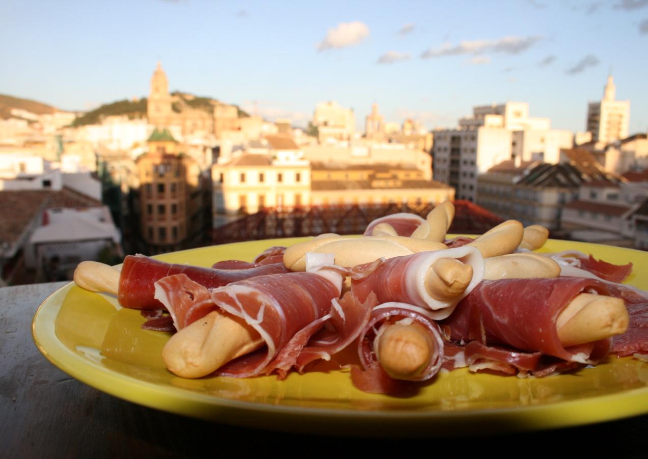 Il prosciutto spagnolo