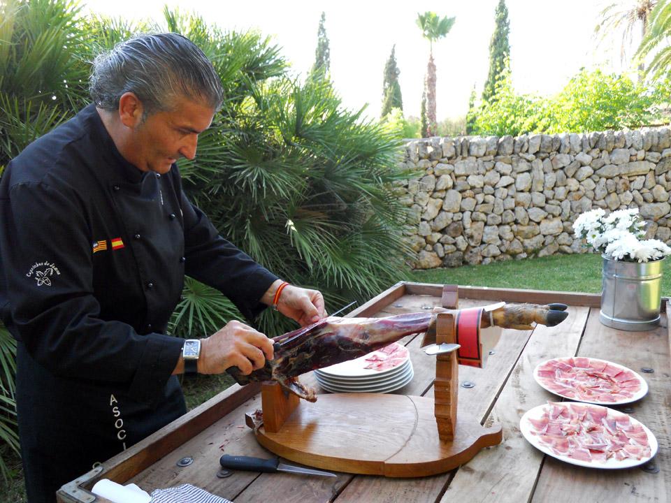 Conservare il prosciutto Pata Negra Iberico d'estate