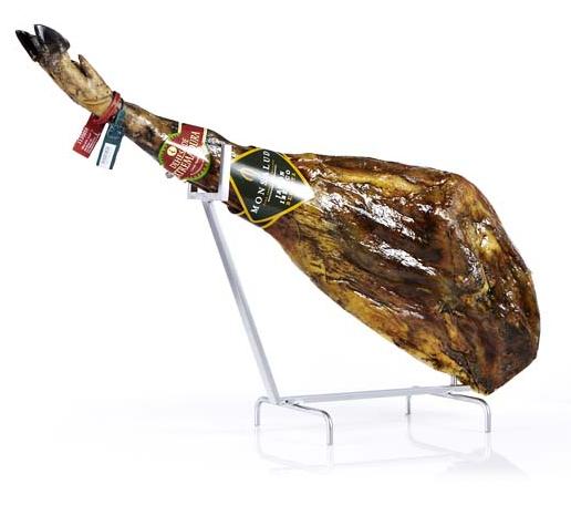 """Il miglior prosciutto Iberico """"Pata Negra"""" 2011, Prosciutto Monsalud"""